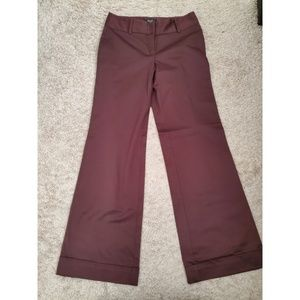 Brown Cuffed Pants From Victoria's Secret!